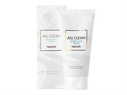 Heimish Очищающая пенка для умывания с белой глиной - All Clean White Clay Foam, 150г - фото 10591