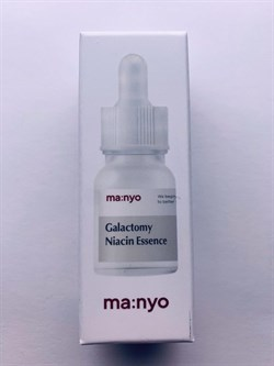 Эссенция для проблемной кожи с галактомисисом 10 мл Ma:nyo Galactomy Niacin Essence 10ml - фото 11124