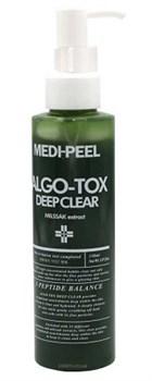 Medi-Peel Гель для глубокого очищения кожи с эффектом детокса - Algo-tox deep clear, 150мл - фото 11642