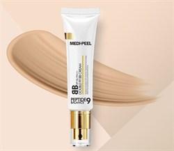 MEDI-PEEL Peptide Balance9 Double Fit BB Cream SPF33/PA+++- ВВ крем с пептидами, 50 мл - фото 12203