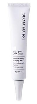 MEDI-PEEL Крем для глаз со стволовыми экстрактами и пептидами Derma Maison 3X Eye Cream (40g) - фото 12345