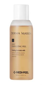 MEDI-PEEL Тонизирующий пилинг с АНА и BHA кислотами Derma Maison Easy Energizing Peel (120ml) - фото 12356