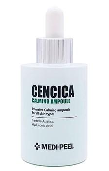 MEDI-PEEL Сыворотка для чувствительной кожи с центеллой и полынью Cencica Calming Ampoule (100ml) - фото 12358