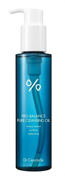 Dr.Ceuracle, Гидрофильное масло Pro-balance pure cleansing oil 155мл - фото 12467