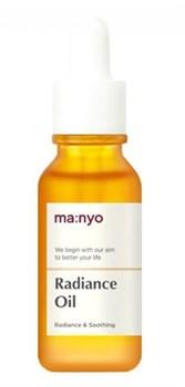 Manyo Factory Увлажняющее масло сияния лица RADIANCE OIL 20ml - фото 12508