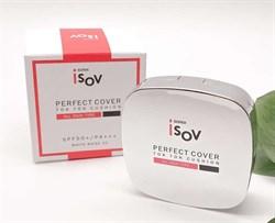 Кушон ISOV Perfect Cover Tok Tok Cushion SPF 50 + (PA+++), 15гр - фото 12587