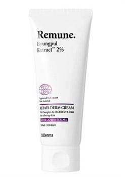 Восстанавливающий крем с пептидами и г/к JsDERMA Repair Derm Cream After Lazer&Eczema, 100ml - фото 12984