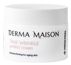 Разглаживающий крем интенсивного восстановления MEDI-PEEL Derma Maison Time Wrinkle, 50 гр - фото 13206