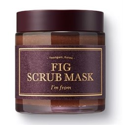 Очищающая маска-скраб с инжиром I'm from Fig Scrub Mask, 120 гр - фото 13267