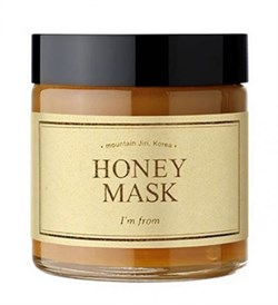 Питательная маска с медом I'm from Honey Mask, 120 гр - фото 13273
