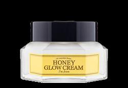 Питательный крем с медовым комплексом I'm from Honey Glow Cream, 50 мл - фото 13417