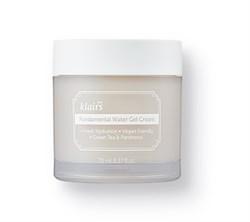 Увлажняющий крем-гель для лица Klairs Fundamental Water Gel Cream, 70 мл - фото 13438