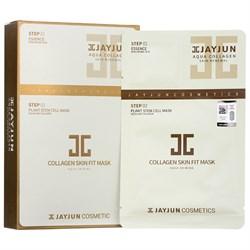 Двухступенчатая маска с коллагеном JayJun 2 Step Collagen Skin Fit, 25мл - фото 13570