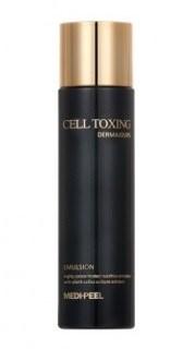 Восстанавливающая эмульсия со стволовыми клетками MEDI-PEEL Cell Toxing Dermajours Emulsion, 150 мл - фото 13589