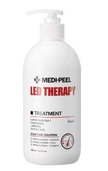 Укрепляющий кондиционер с пептидами MEDI-PEEL Led Therapy Treatment, 500 мл - фото 13594