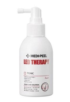 Тоник для кожи головы улучшающий рост волос MEDI-PEEL Led Therapy Tonic Scalp Care Solution, 120 мл - фото 13598