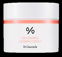 Dr.Ceuracle, Крем 5-Альфа контроль 5α Control Clearing Cream, 50г - фото 13649