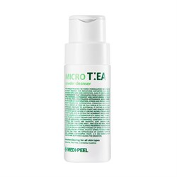 Глубоко очищающая энзимная пудра MEDI-PEEL Micro Tea Powder Cleanser, 70 гр - фото 13760