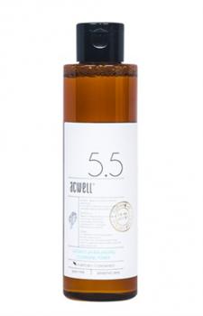 Увлажняющий тоник для чувствительной кожи ACWELL Licorice PH Balancing Cleansing Toner, 150 мл - фото 13762