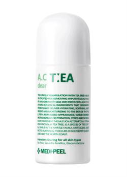 Точечное средство от воспалений MEDI-PEEL A.C.Tea Clear, 50 мл - фото 13782