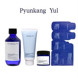 Набор миниатюр для увлажнения и питания кожи Pyunkang Yul Skin set (40ml+100ml+9ml) - фото 13944