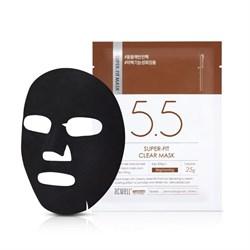 Очищающая маска ACWELL Super-Fit Clear Mask, 25 мл - фото 14028