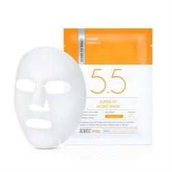 Увлажняющая маска ACWELL Super-Fit Moist Mask, 27 мл - фото 14034