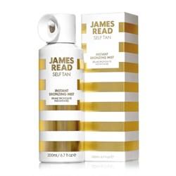 Спрей-автозагар JAMES READ Instant Bronzing Mist Face & Body (серия SELF TAN), 200 мл - фото 14036