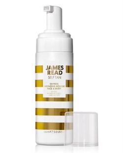 Экспресс-мусс для загара JAMES READ Express Bronzing Mousse Face & Body (серия SELF TAN), 150 мл - фото 14042