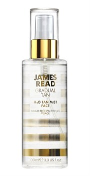 Спрей для лица - освежающее сияние JAMES READ H2O Tan Mist Face (серия GRADUAL TAN), 100 мл - фото 14066