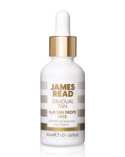 Капли-концентрат - освежающее сияние JAMES READ H2O TAN DROPS FACE (серия GRADUAL TAN), 30 мл - фото 14069