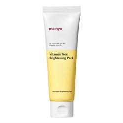 Manyo Factory Ночная маска с витаминами и медом VITAMIN TREE BRIGHTENING PACK, 75ml - фото 14103
