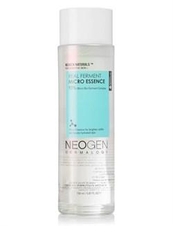 Тонер-эссенция Neogen Dermalogy Real Ferment Micro Essence, 150 мл - фото 14134
