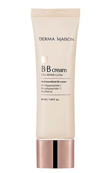 Восстанавливающий ВВ крем с пептидами MEDI-PEEL Derma Maison BB Cream, 50 мл - фото 14297