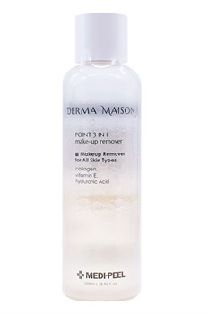 Средство для снятия макияжа MEDI-PEEL Derma Maison Point 3 in1 Make-up Remover, 500 мл - фото 14301