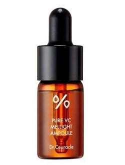 Ампула витамин С Dr.Ceuracle Pure VC mellight ampoule, (0.8г+8мл) 1 шт - фото 14351