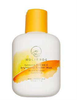Осветляющая пудра для умывания HOLIFROG Sunapee Sacred-C Brightening Powder Wash, 71 гр - фото 14406