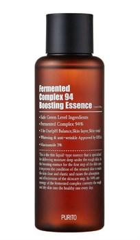 Ферментированная эссенция-бустер с лактобактериями Purito Fermented Complex 94 Boosting Essence, 150 мл - фото 14485