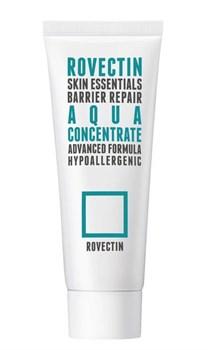 Крем увлажняющий с гиалуроновой кислотой ROVECTIN Skin Essentials Barrier Repair Aqua Concentrate, 60 мл - фото 14514