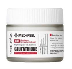 Крем против пигментации с глутатионом MEDI-PEEL Bio Intense Glutathione White Cream, 50 мл - фото 14542