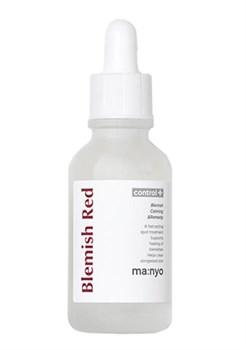 Антибактериальная восстанавливающая сыворотка Manyo Blemish Red Ampoule, 30 мл - фото 14606
