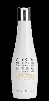 Шампунь для непослушных волос NYCE Discipline Smooting Shampoo, 250 мл - фото 14764