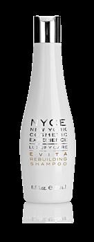 Шампунь восстанавливающий NYCE Evita Rebuilding Shampoo, 250 мл - фото 14769