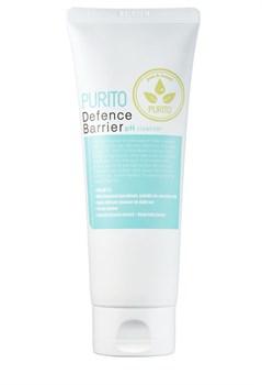 Слабокислотный гель для деликатного очищения кожи PURITO Defence Barrier Ph Cleanser, 150 мл - фото 14806