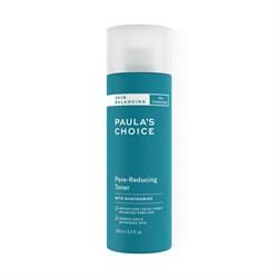 Тоник для сужения пор с ниацинамидом Paula's Choice Skin Balancing Pore-Reducing Toner, 190 мл - фото 14849