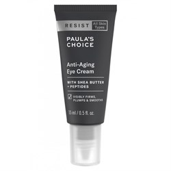 Антивозрастной крем вокруг глаз с маслом ши и пептидами Paula's Choice RESIST ANTI-AGING EYE CREAM, 15 мл - фото 14880
