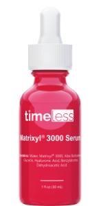 Инновационная пептидная сыворотка Timeless Skin Care Matrixyl 3000 Serum, 30 мл - фото 14994
