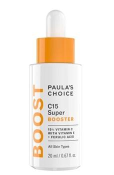 Сыворотка для лица с витамином С Paula's Choice RESIST C15 Super Booster, 20 мл - фото 15015