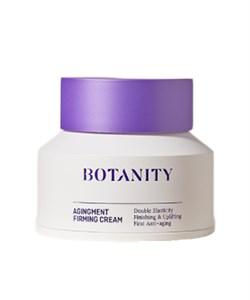 Разглаживающий крем-баттер с бакучиолом для возрастной, сухой кожи BOTANITY Agingment Firming Cream, 50 мл - фото 15039