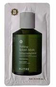 BLITHE, Сплэш-маска для восстановления «Смягчающий и заживляющий зеленый чай», 5 мл (пробник)